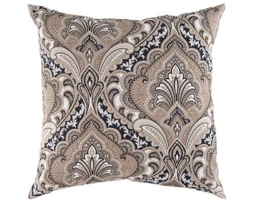 Storm- (ZZ-401) - Decorative Pillows
