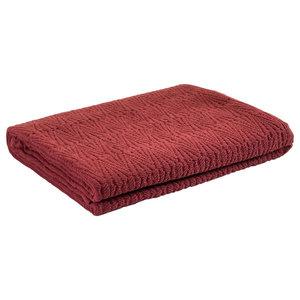 Southall Bedspread, Maroon, King 250x270 cm
