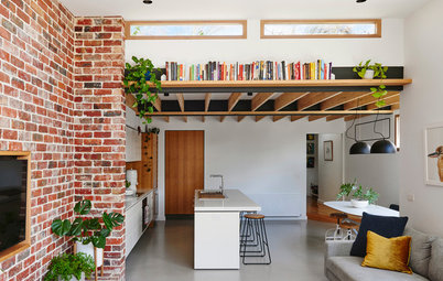 Houzz Tour: An Old Worker's Cottage Lovingly Brought Up to Date