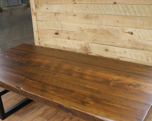 reclaimed wood dining room tables products