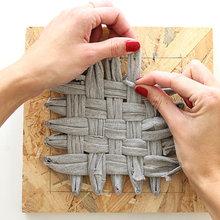 DIY : Fabriquer une éponge écologique et récup'