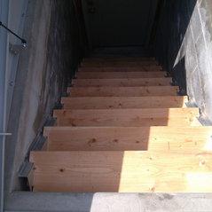 Bilco Stair Stringers