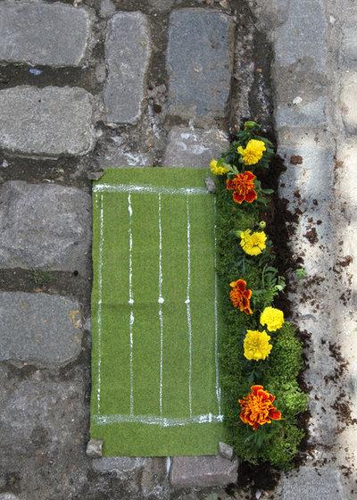 by The Pothole Gardener