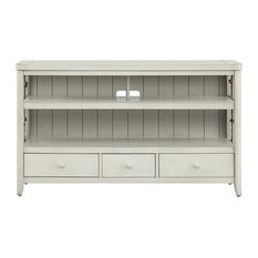 Liberty Furniture Dockside Ii Entertainment Tv Console White