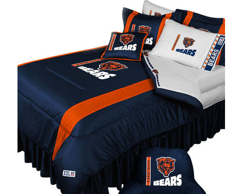 Nfl Chicago Bears Bedding And Room Decorations