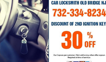 Car Locksmith Old Bridge