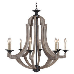 Great Rustic Chandeliers by Build