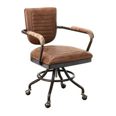 Industrial Office Chairs Houzz