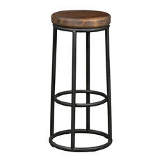 "Kendall Bar Stool, 30"" by Kosas Home"