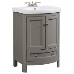 Transitional Bathroom Vanities And Sink Consoles by Runfine Group