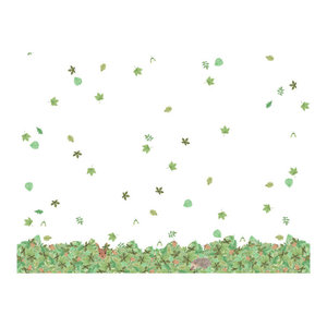 Woodland Breeze Wall Mural, Large