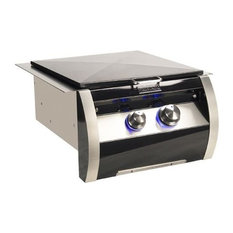 Fire Magic Grills - Robert H Peterson Company - Black Diamond Edition Power Burner - LP - Outdoor Grills