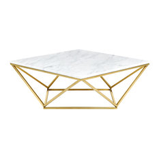Meridian Furniture Mason Gold Coffee Table Coffee Tables