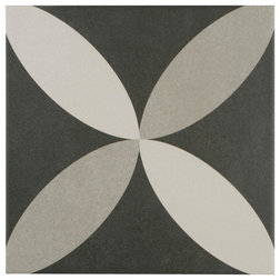 Contemporary Wall And Floor Tile by SomerTile