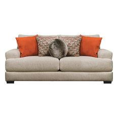 Jackson Furniture Ava Sofa in Cashew