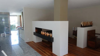 Our Bioethanol Fireplaces in Homes