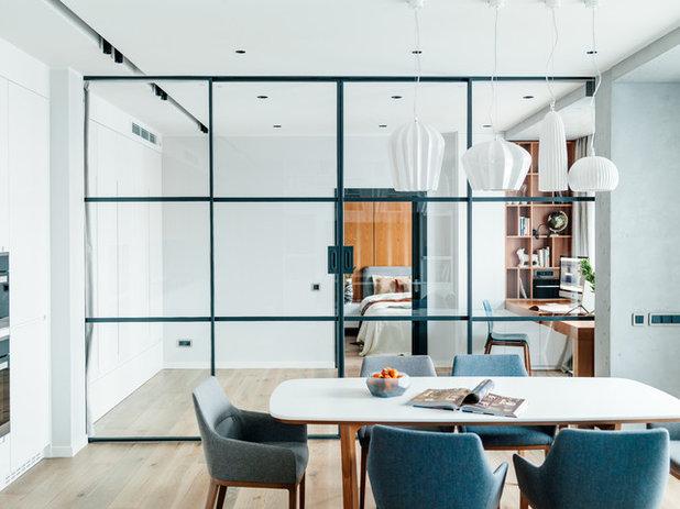 Modern  by GAFA Architects