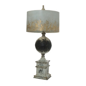 Selenite Table Lamp 5 5x5 5x11 Quot Contemporary Table