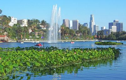 In L.A.'s Echo Park, a New Urban Development Takes Flight