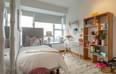 Room Tour: A Bedroom Makeover for a Birthday Surprise