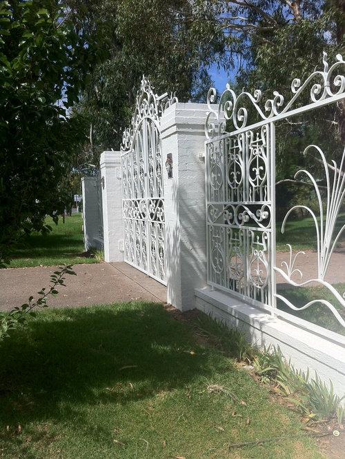 Bushy Park Entrance Gates