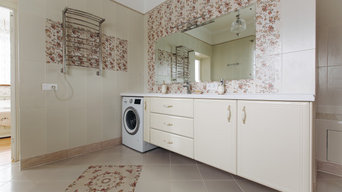 Ванная комната в духе Прованса
