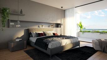 Bedroom study