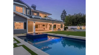 Pool Renovation in Beverly Hills