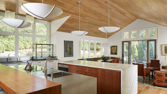 Kitchen Double Islands
