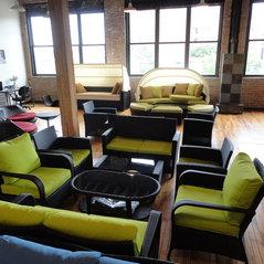 Chicago Wicker Patio Furniture Showroom