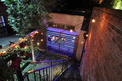 Chicago landscape lighting traditional patio chicago by this feature was awarded the creative use in lighting award this past february in san diego at the association of outdoor lighting professionals annual mozeypictures Image collections