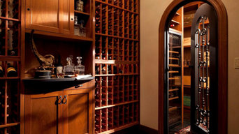 Residential Wine Cellar
