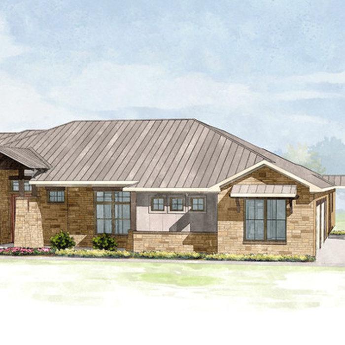 Long Residence - Eastern Oklahoma