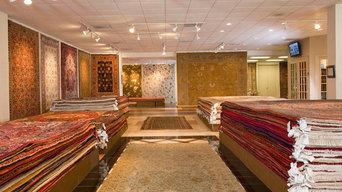 Showroom in the Houston Design Center