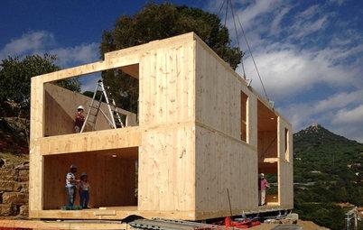 Casas de madera: Ventajas y falsos mitos según tres expertos