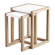 Becket Nesting Table Set