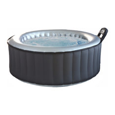 MSPA-USA LLC - MSpa Lite Silver Cloud Bubble Spa - Hot Tubs
