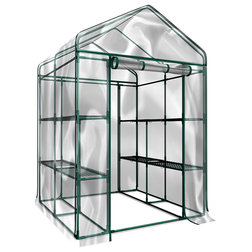 Contemporary Greenhouses by Trademark Global