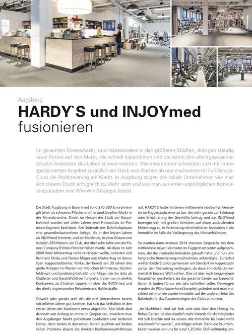 Hardys Augsburg hardy s augsburg fitnessstudio