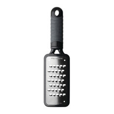 Microplane Home Series 2.0 Extra Coarse Grater, Black