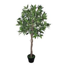 VidaXL Artificial Bay Tree With Pot,120 cm