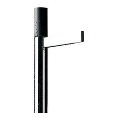 Century Luxe Kitchen Faucet, Brushed Nickel