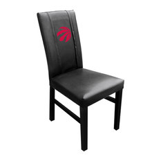 Toronto Raptors NBA Side Chair 2000 With Red Logo Panel