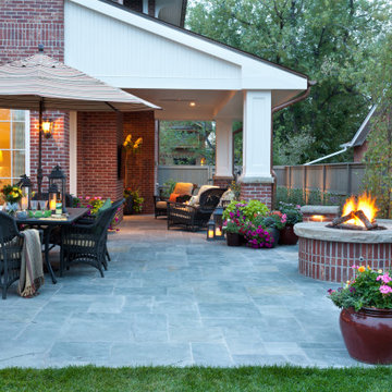 This could be your outdoor living goals!