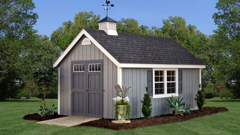 Sheds - Cape Cod Style