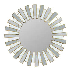 50 Most Popular Contemporary Sunburst Wall Mirrors For