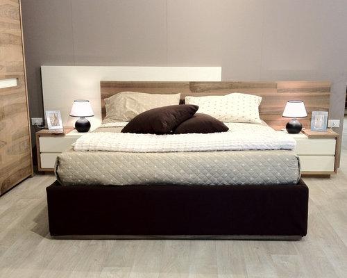 Camera da letto particolare