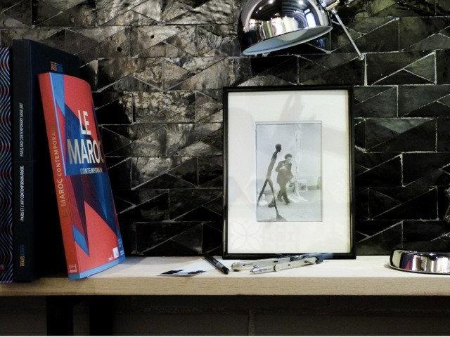 vite des zelliges en cr dence de cuisine. Black Bedroom Furniture Sets. Home Design Ideas