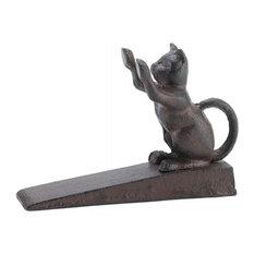 Captivating All Ju0027s Gifts And Treasures   Cat Scratching Door Stopper   Door Stops