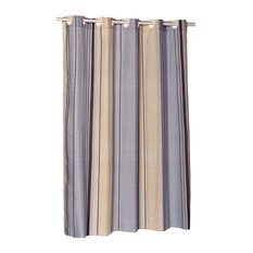 Vintage Stripe Shower Curtain | Houzz